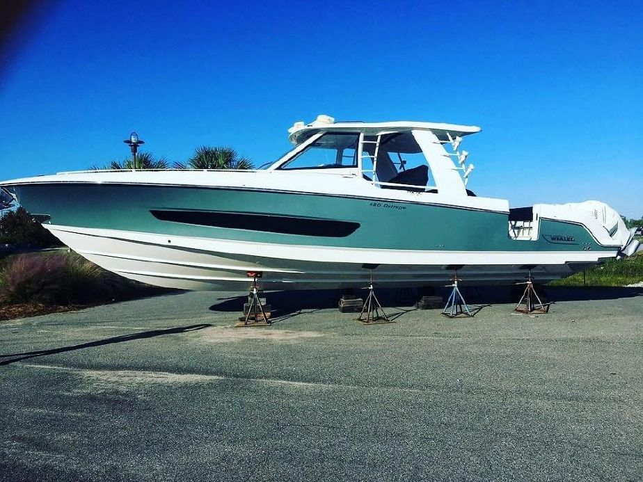 2019 Boston Whaler 420 Outrage Power Boat For Sale - www