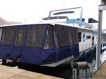 1978 Sumerset 15 x 63 Houseboat