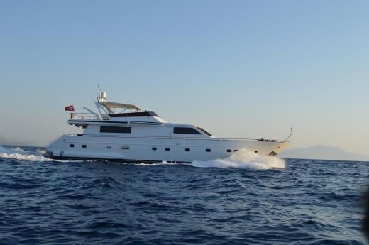 1999 Turkish Built Motor Yacht