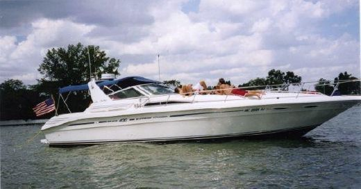 1991 Sea Ray 400 Express Cruiser