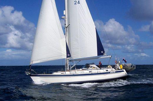 2002 Hallberg-Rassy 43