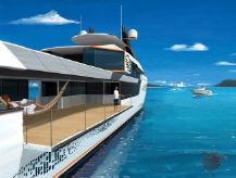 2015 Long-Range Luxury 44m Motoryacht FLow 44