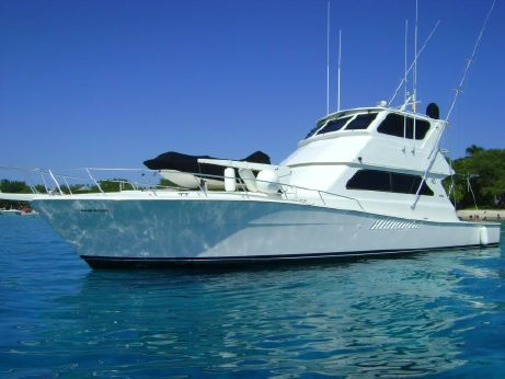 1996 Viking Enclosed Bridge Sportfish