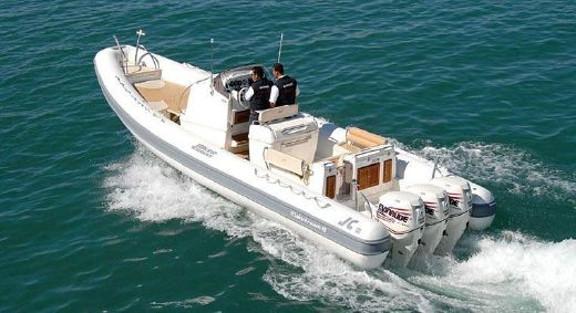 2008 Joker Boat 33 MAINSTREAM