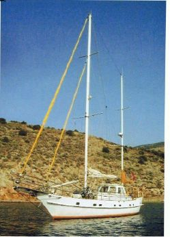 1991 Formosa 56 Pilothouse
