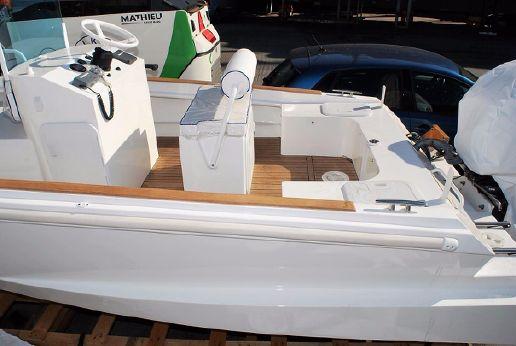 2016 Nautica Lupi 650 MONOHULL