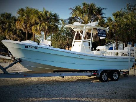 2011 Andros Boatworks Tarpon 26 Center Console