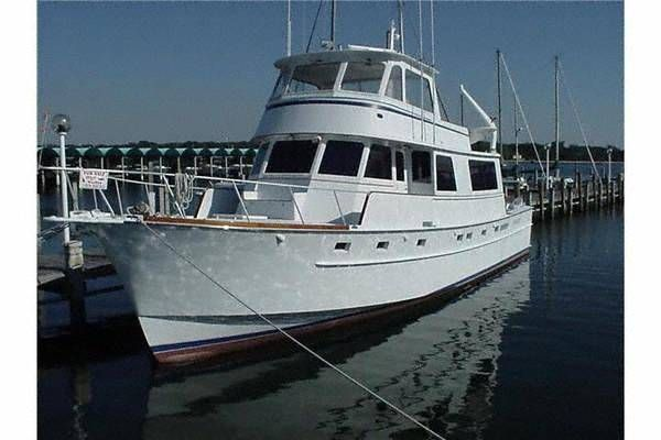 1972 derecktor motoryacht w cockpit power new and used for Klakring motor co annapolis