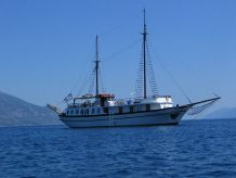 1997 28 M Traditional M/s With 12 Double Cabins