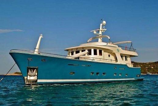 2007 Terranova Yachts 68