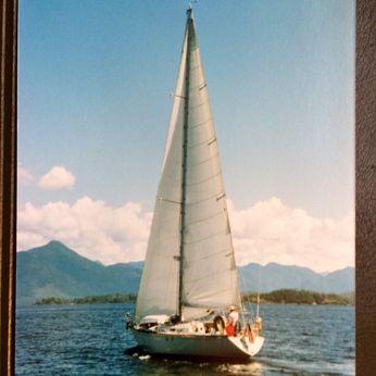1978 C & C Sailboat