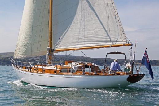 1954 Philip L. Rhodes 45 ft Bermudan Sloop