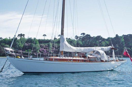 1954 Philip L. Rhodes 45 ft Bermudan Sloop