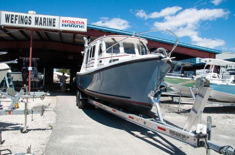 2017 Rosborough 246 Halifax Power Boat For Sale - www yachtworld com