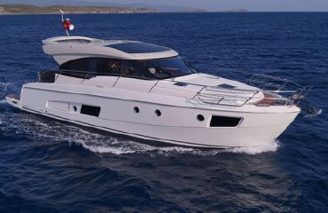 2020 Bavaria Virtess 420 Coupe