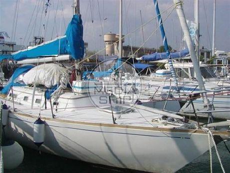 1973 Olimpic Yacht carter 33