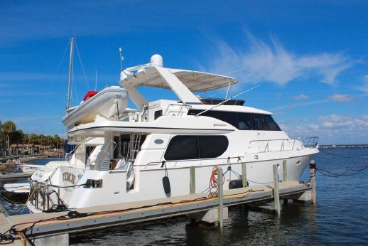 2003 Symbol Motoryacht Raised Pilothouse 56'