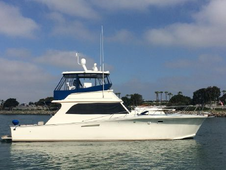 1984 Egg Harbor 48 Flybridge Convertible