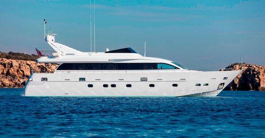 2008 Cantieri Navali Lavagna Admiral 25