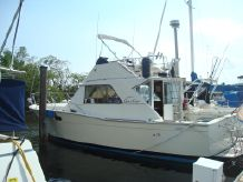 1972 Chris Craft Commander Sportfish