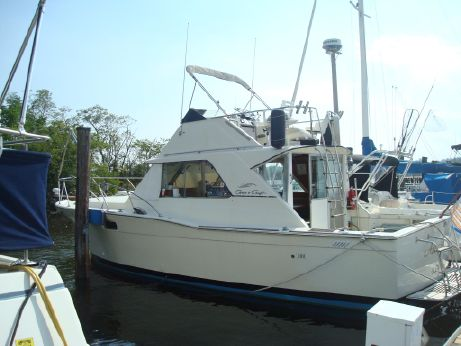1972 Chris Craft1 Commander Sportfish