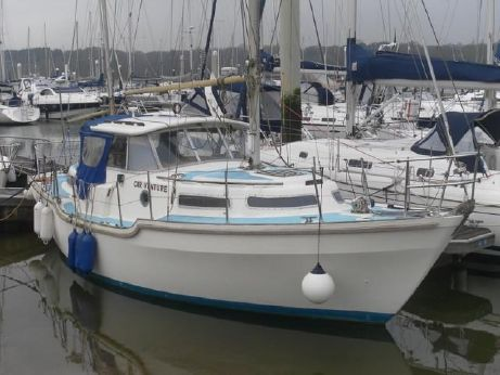 1973 Hurley 9.5 Motor Sailor