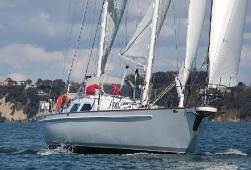 1995 Dubois 78' Sailing Ketch