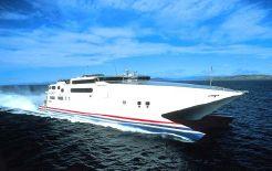 1996 Custom 285 Fast RoPax Ferry