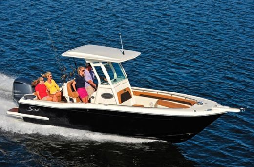 2014 Scout Boats 245 XSF