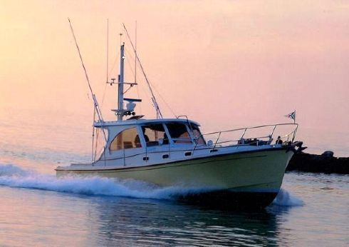 1999 Able 44 Downeast Express
