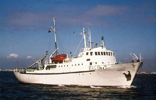 Classic Expedition Yacht
