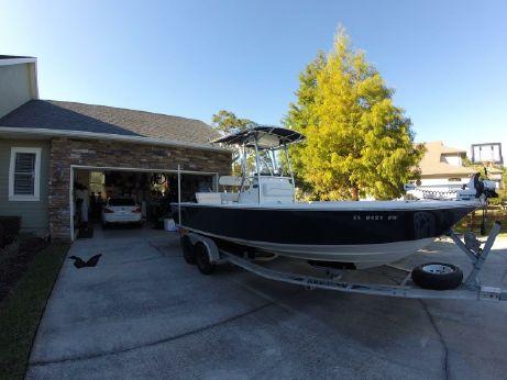 2013 Sportsman Masters 227 Bay Boat