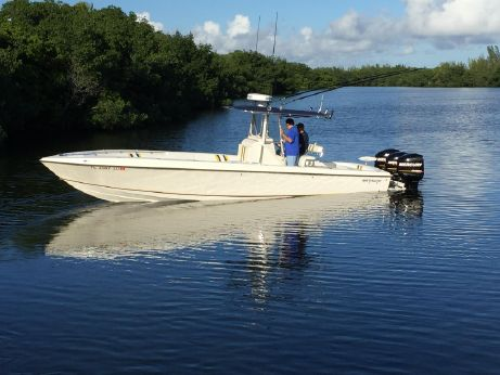 2002 Whitewater 32 Center Console