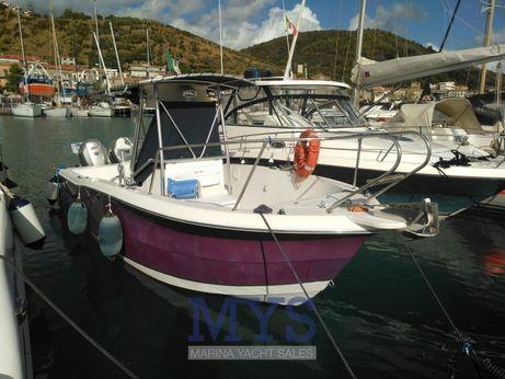 2004 Sea Pro 255 CC
