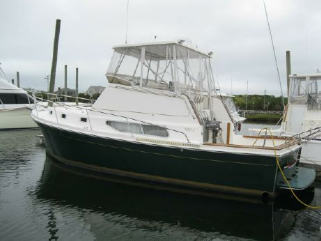 1999 Nauset 33 Bridge Deck Cruiser