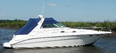 1995 Sea Ray 330 Sundancer-Repowered