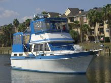 1985 Californian 38 Motor Yacht
