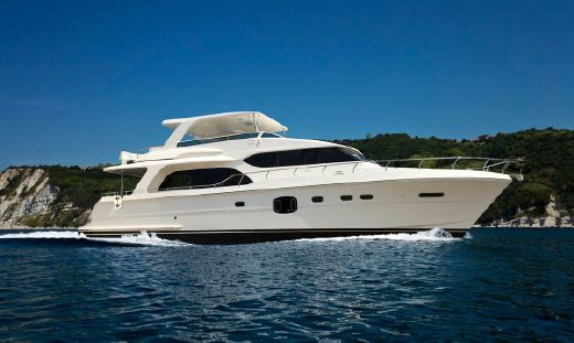 2017 Hampton 650 Pilothouse