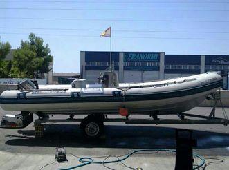 2002 Jokerboat Clubman 21