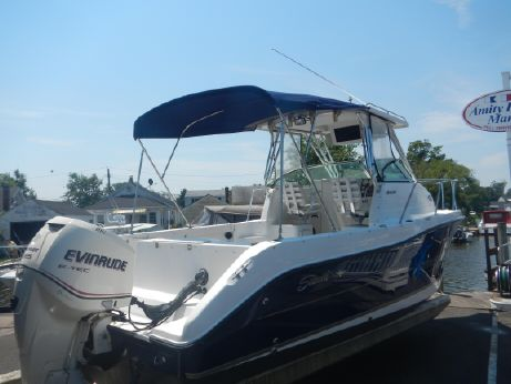 2005 Striper 2601 Walkaround OB