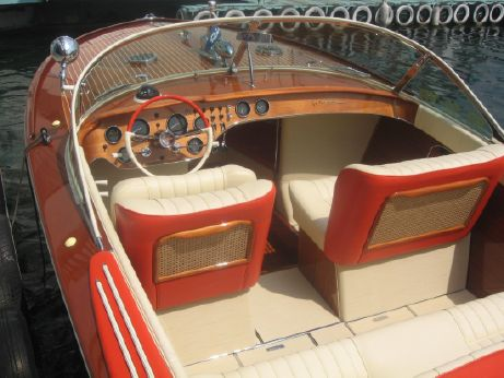 1972 Riva Aquarama Special