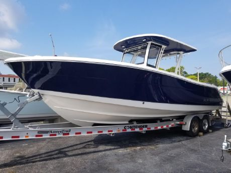 2017 Robalo 302