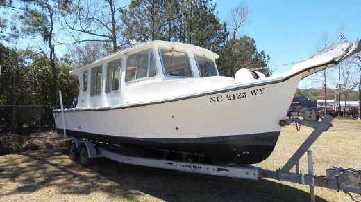 2004 Glass Boat Works Chesapeake Classic 28