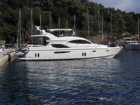 2007 Pearl Motor Yachts 60