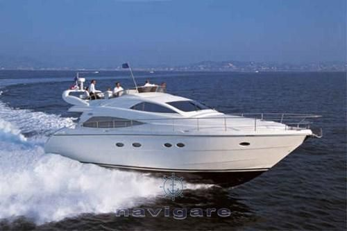 2004 Aicon Yachts 56 Fly