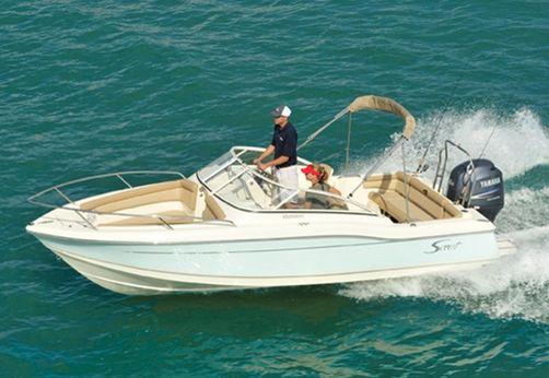 2016 Scout Boats 210 Dorado