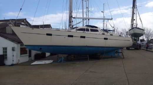 2002 Southerly 135