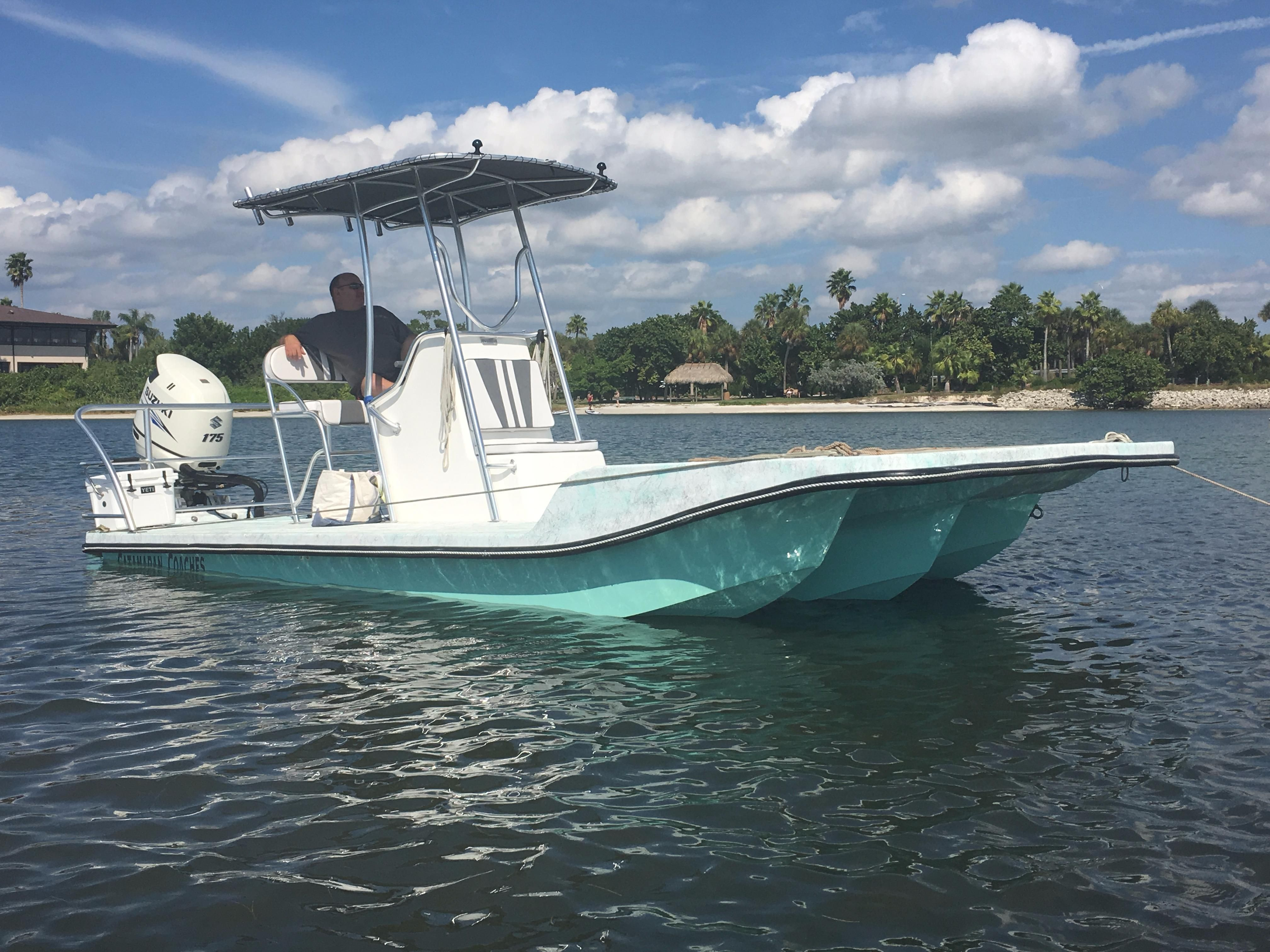 Tidewater Boats For Sale >> 2017 CATAMARAN COACHES Flats Boat 20 Power Boat For Sale - www.yachtworld.com