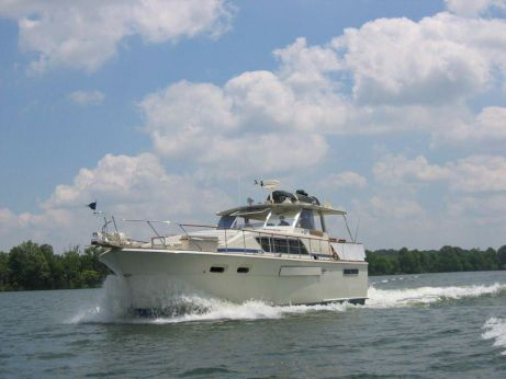 1972 Chris-Craft 45 Commander Convertible