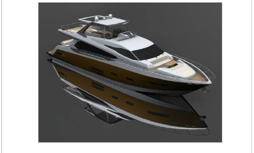 2018 Selene Artemis 85 Motor Yacht